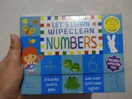 Wipeclean Seri Numbers