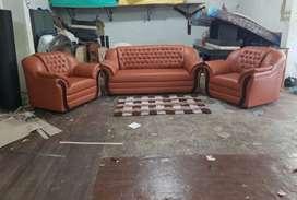 Model 3+1+1 sofa
