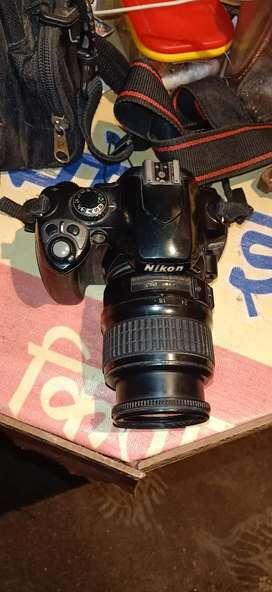 Camera Nikon D40 sehore