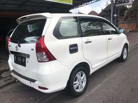 Avanza G 2014 manual asli bali tg1 gress