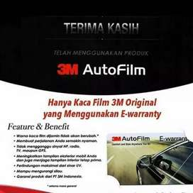 CENTRAL Kaca Film dealer resmi 3M Indonesia