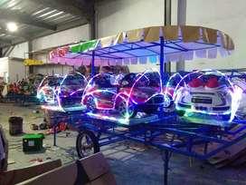odong kereta panggung murah mobil labirin run bola DCN