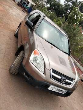 Honda CR-V 2.4 Automatic, 2005, Petrol