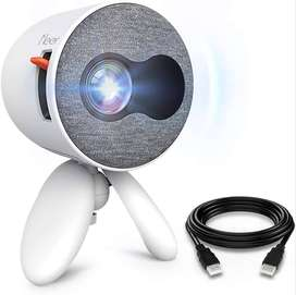 Mini Projector, Meer YG220 Pico LCD Video Projector for Children Prese