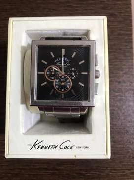Designer Kenneth Cole wrist Watch for sale