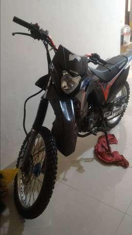SEPEDA MOTOR HONDA CRF150CC