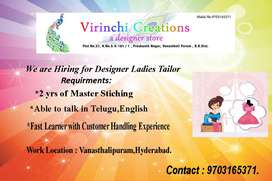 Boutique Tailor (Only Ladies)