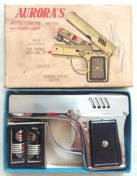 Pemantik Api Lighter Jadul Antik Vintage