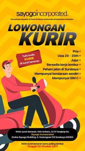 Lowongan Kurir Surabaya