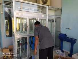Instalasi Depot Air Minum Isi Ulang Galon Sampai Jadi