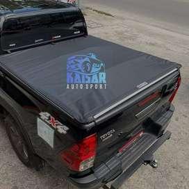 Tutup bak double cabin model softlit carryboy import thailabd