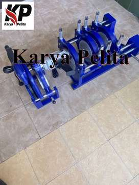 mesin pemanas pipa hdpe 200 4 clamp harga terjangkau untuk pipa hdpe 8