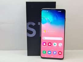BUY GALAXY S10 (512) GB WITH FULL KIT