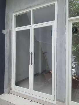 Kusen pintu jendela alumunium