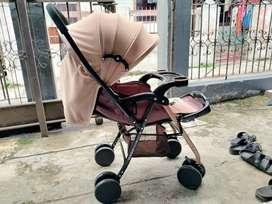 Stroller Otta kado belum pernah dipakai