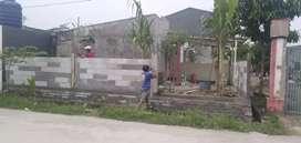 Disewakan rumah daerah Tigaraksa, letak strategis & bisa untuk usaha