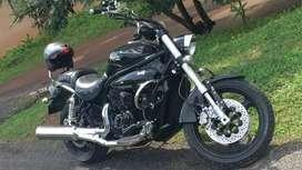Hyosung Aquila Pro 650 super bike