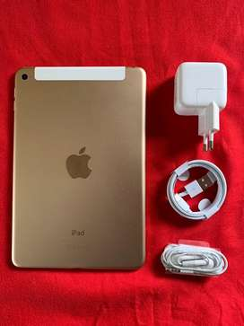 iPad Mini 4 64Gb Gold  Wifi + Cellular