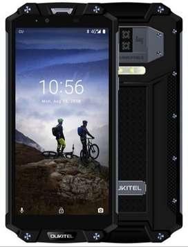 Oukitel WP2-Rugged Smart Phone-IP 68, Water Proof, 10000 Mah Battery