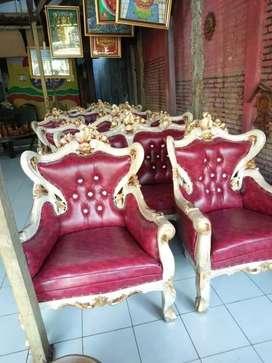 Kursi asli kayu jati