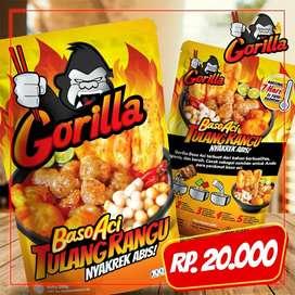 Gorilla – Baso Aci Tulang Rangu