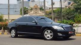 Mercedes Benz S350 Full Original Full Spec 2006 Km 30Rban