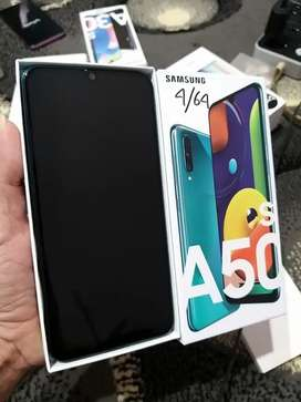 Samsung a50s 4/64 like new