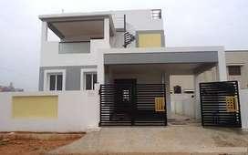 Semi Furnished 2 BHK Villa for Sale in Bangalore