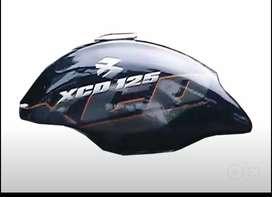 XCD 125 Fuel Tank