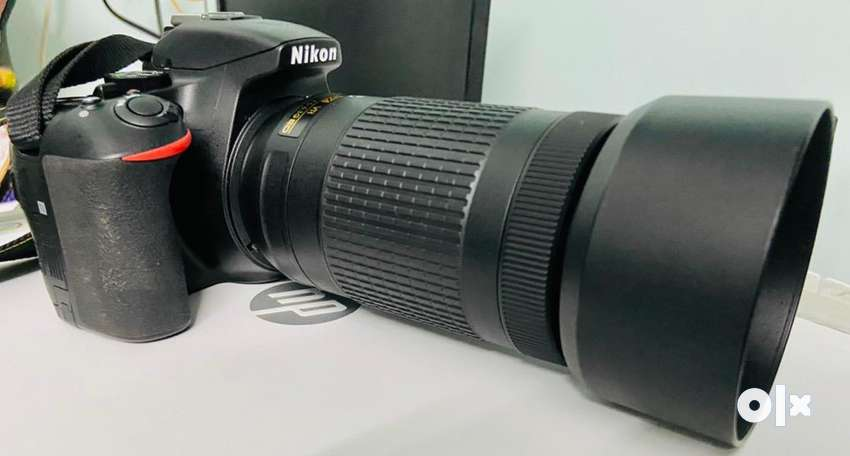 Only Nikon DX vr 70-300 lens available
