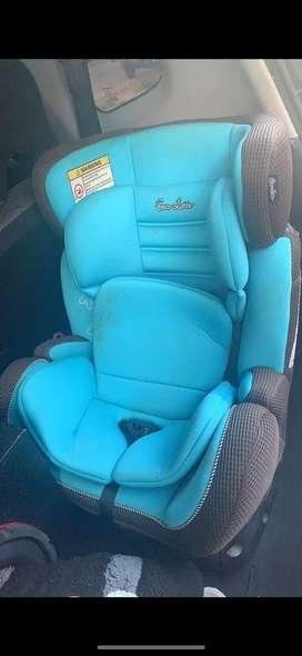 Car seat coco latte bekas