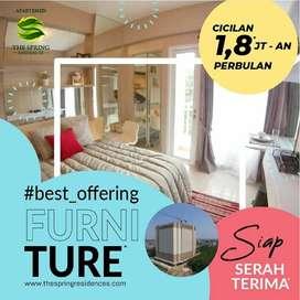 Apartmen Mewah harga Subsidi di Kota Tangerang selatan