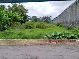 Tanah pekarangan dekat Kopi Klotok, Pakembinangun, Sleman, Yogyakarta
