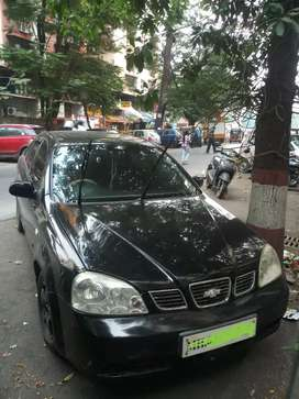 Chevrolet optra 1st owner cng+petrol car is super condition for sale