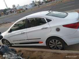 Hyundai Verna 1.6 SX VTVT Automatic, 2014, Diesel