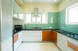 Kitchen cabinets on Bajaj finance