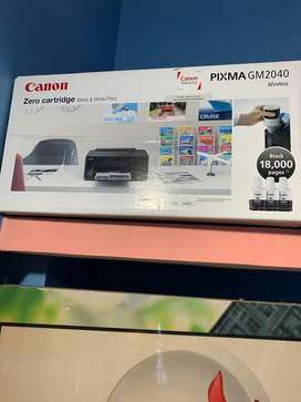 Canon PIXIMA GM2040 printer model ' maden japan