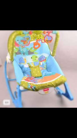 Tempat duduk bayi Bouncer rockers care baby