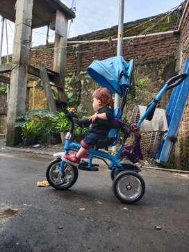 Sepeda anak exotic