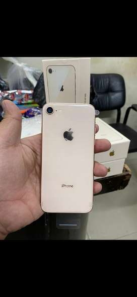 Brand new iPhone 8 64gb Imported with 6 months sellers warranty