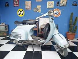 Vespa super 66 antik