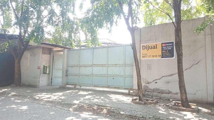 Dijual Gudang Siap Pakai Di Jl. Iskandar Muda Area Tangerang