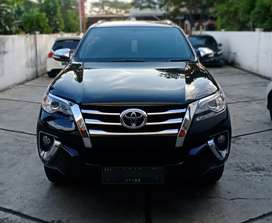 New Fortuner 2.5  G Manual 2017