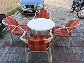 Heaven chairs\garden chairs\ lawn chairs 3 sets