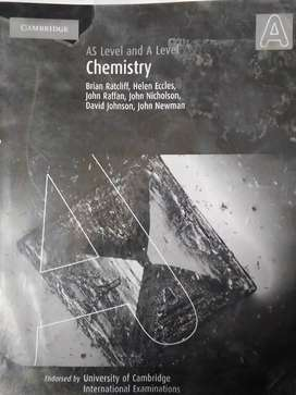 CHEMISTRY (AS LEVEL AND ALEVEL)