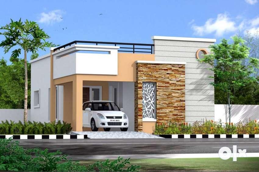 Independent Villa In mappedu Junction 0