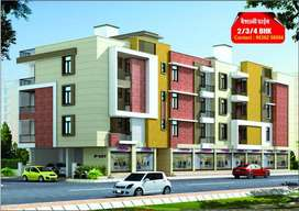 3Bhk jda approved 100% Lonable flat for sale
