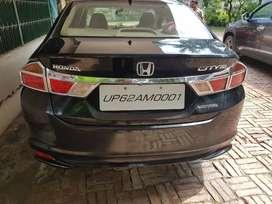 Urgent sell Honda City vx 2014 with sunroof