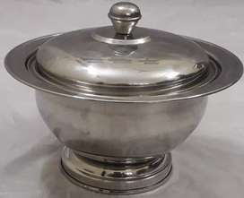 3 piece Steel Bowl(Donga) For Kitchen