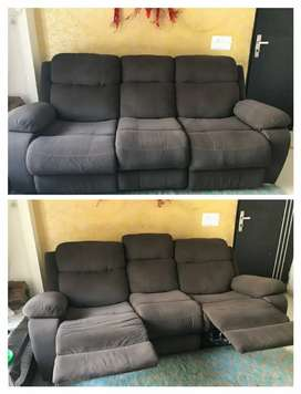Recliner sofa from Urban ladder(2 yrs old)